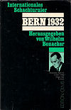 1932 - BONACKER / BERN  1. Aljechin,