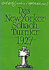 1927 - ALJECHIN / NEW YORK