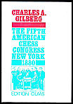1880 - GILBERG / NEW YORK, hardcover