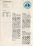 1984 - HOLL. BULLETIN / INTERPOLIS     MILES