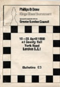 1980 - BULLETIN / LONDON   