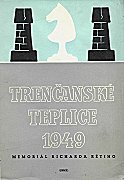1949 - CZECH BOOK / TRENC TEPLICE 