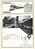 1985 - BULLETIN / HALLSBERG  